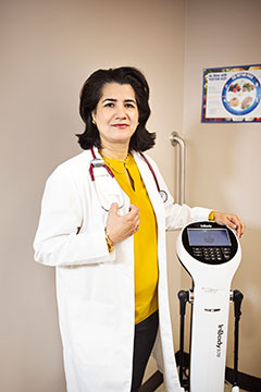 Dr. Masood at  Medical Weight Loss Center Rochester NY