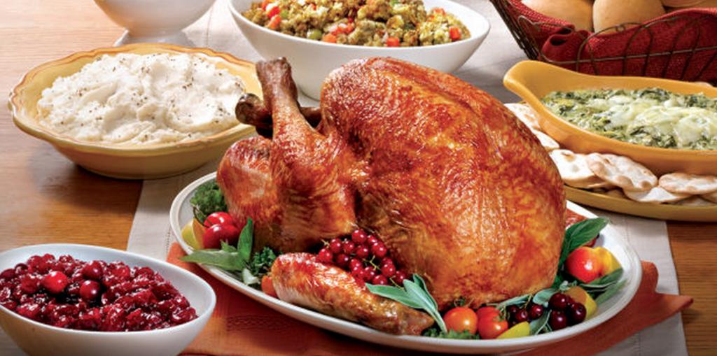 rmwl- Thanksgiving dinner